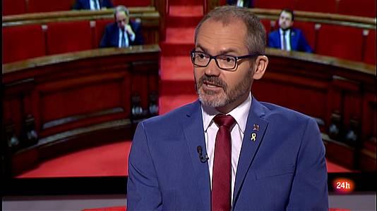 Josep Costa, vicepresident primer del Parlament de Catalunya