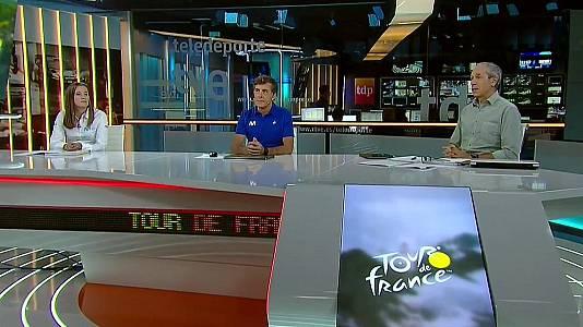 Programa Tour de Francia - 18/09/20