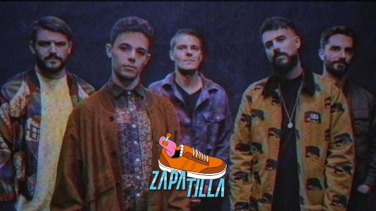 Zapatilla - Against The Waves, nuevos tiempos...