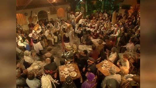 Tenderete - 27/09/2020  Parranda del millo y solistas. Carnaval 2000-2001