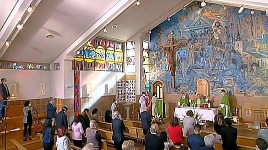 Catedral del Niño en la CiudadEscuela Muchachos (Leganés)