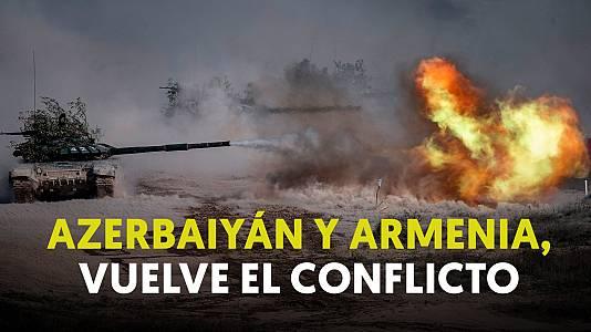 Se reaviva la disputa territorial entre Armenia y Azerbaiyán