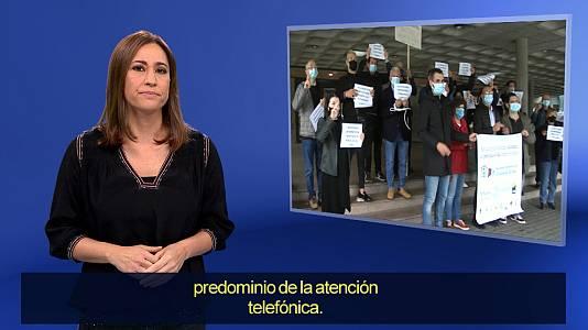 En lengua de signos - 04/10/20
