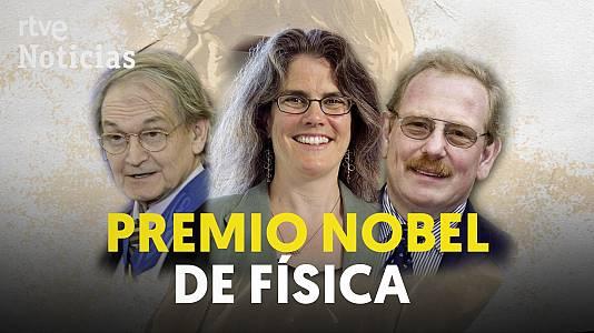 Tres investigadores de los agujeros negros, Premio Nobel de Física 2020