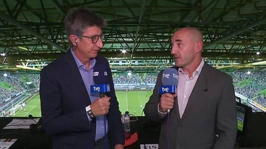 Amistoso Selección absoluta. Previo: Portugal - España