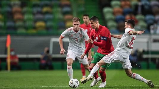 UEFA Amistoso Selección absoluta: Portugal - España