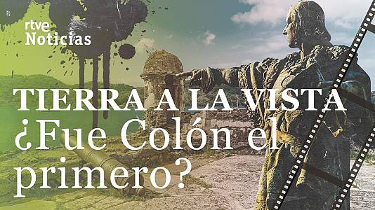 ¿Fue Colón el primero en llegar a América?