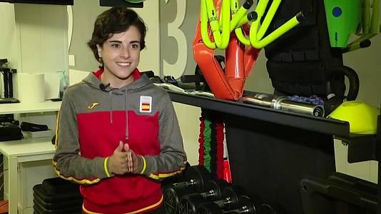 Reportaje sobre la rehabilitación de Sara Hurtado