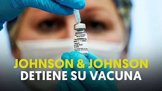 Johnson & Johnson deja en pausa su vacuna