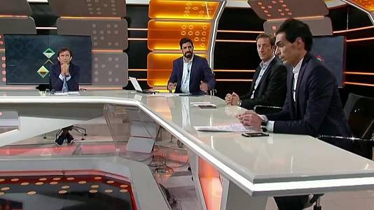 UEFA, Estudio Estadio Selección:Postpartido Ucrania - España