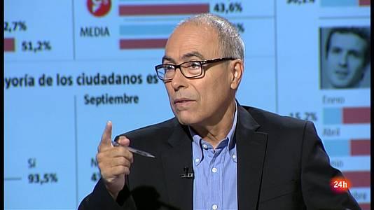 Carles Castro, expert en anàlisi electoral