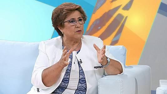 Perla Wahnon preside la ciencia de España