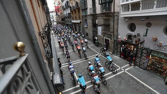 2ª etapa: Pamplona - Lekunberri (Podium)