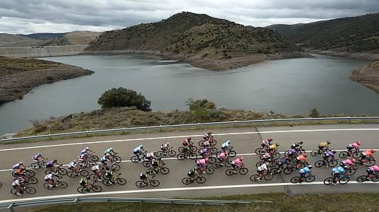 3ª etapa: Lodosa - La Laguna Negra - Vinuesa (Podium)