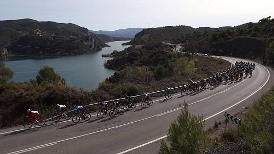 5ª etapa: Huesca - Sabiñánigo (Podium)