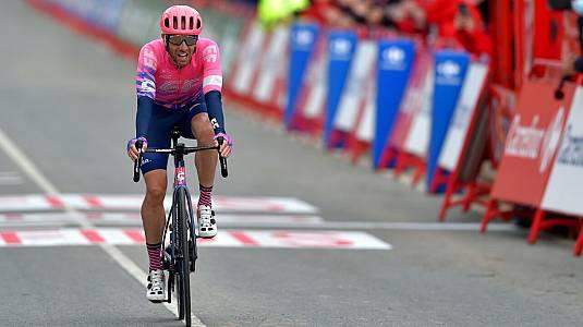 7ª etapa: Vitoria-Gasteiz-Villanueva de Valdegovía (Podium)