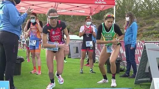 Triatlón - Campeonato de España de Duatlón desde Soria