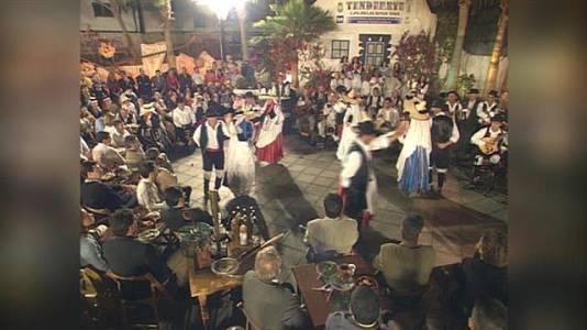 Tenderete - 01/11/2020 con Taller de folclore de Lanzarote, El Pinar de El Hierro, A.F. La Oliva, Cuasquías y Tierra trágame.