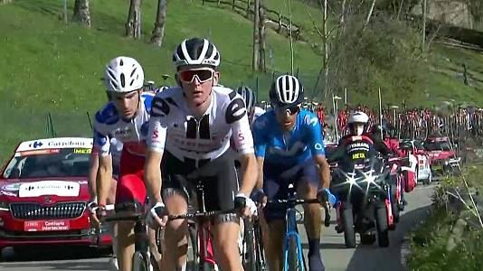 11ª etapa: Villaviciosa - Alto de La Farrapona (1)