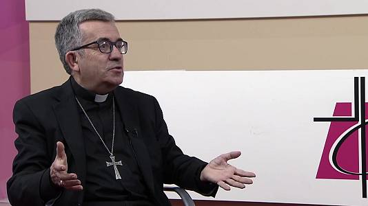 Mons. Luis Argüello, Secretario General CEE