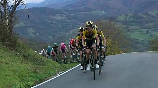12ª etapa: Pola de Laviana - Alto de L'Angliru (2)