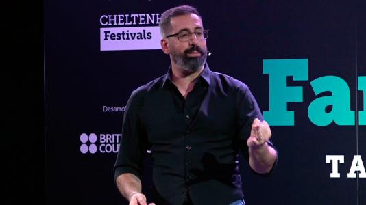 FECYT | Famelab 2020 | 'El por qué de tu (no) suerte',  por Ramón Nogueras