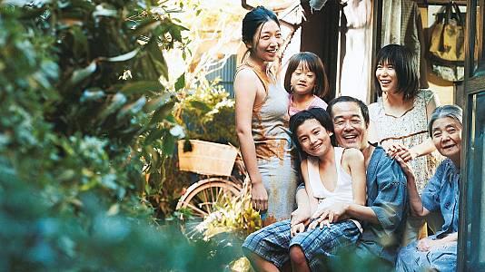 'Un asunto de familia', una joya de Hirokazu Koreeda nominada al Oscar,  este sábado en El cine de La 2