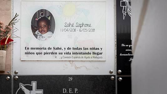 La madre de Sephora, una vida sin consuelo