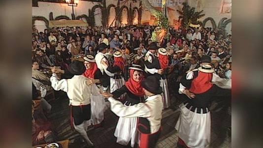 Tenderete - 15/11/2020 con la Parranda de Güimar y Los Granjeros (Tenderete 2001)