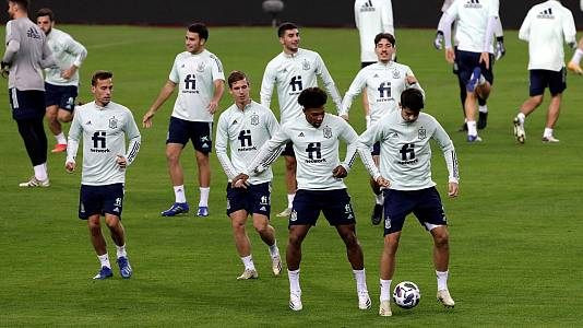 Programa previo: España - Alemania