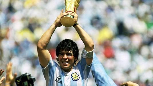 Especial Maradona