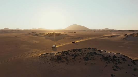 Presentación recorrido Rally Dakar 2021