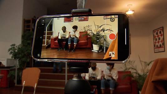 5G Maritime, móviles plegables y cortometrajes con móviles
