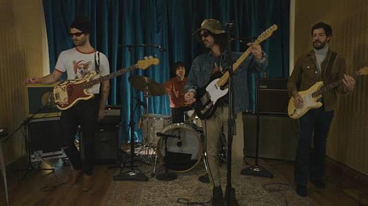 Los Telepáticos - Yer Blues