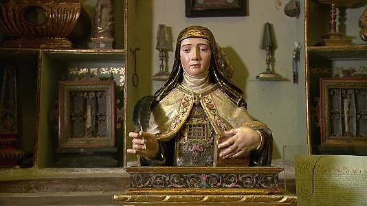 La huella Carmelita
