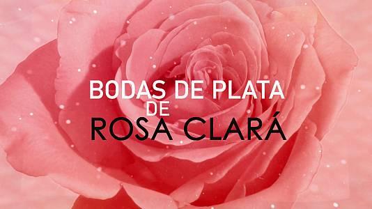 Las bodas de plata de Rosa Clará