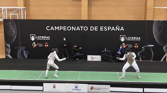 Esgrima - Campeonato de España Senior