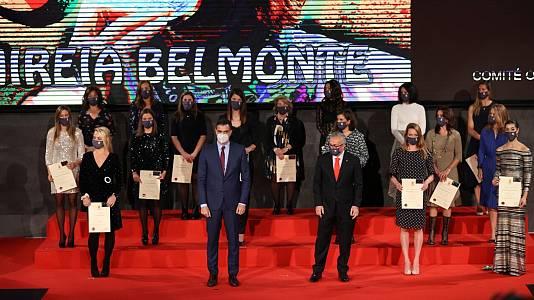 Gala del Comité Olímpico Español 2020
