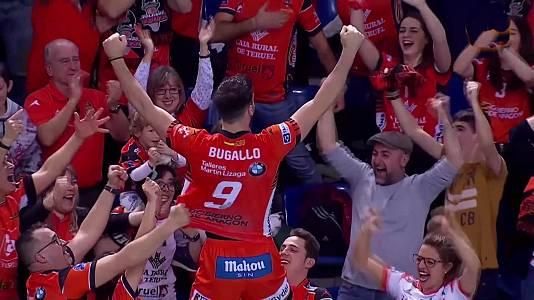 Actualidad Superliga masculina (I)