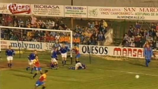 Sub 18 España - Islandia 1994
