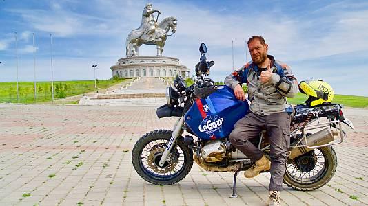 Las huellas de G.Khan:Encontrando a Marco Polo en Ulan Bator