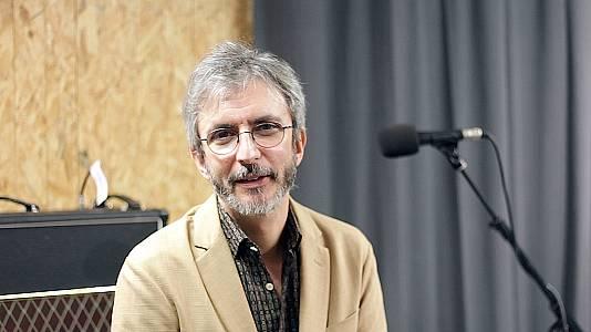 Xoel López, grabaciones prepandémicas
