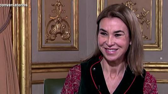 Carmen Posadas, escritora