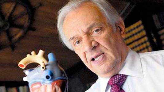 Jorge Reynolds, el creador del marcapasos