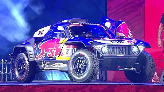 Rallye Dakar 2021 - Presalida