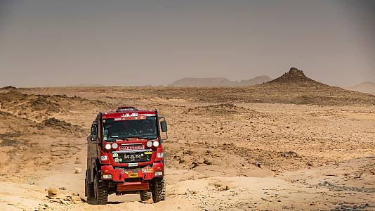 Etapa 4: Wadi Ad-Dawasir - Riyadh