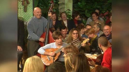 Tenderete - 10/01/2021 con Frangollo.com, Brandania, Parranda Milito y Parranda del Millo (2002) historia de Tenderete