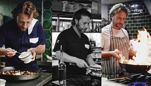 """Gipsy Chef: """"Cocinar es el acto de amor más grande que existe"""""""