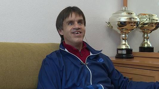 Programa 126: Paralímpicos - Vicente Aguilar, futbolista