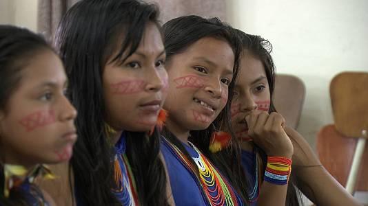 Buena noticia desde la Amazonía
